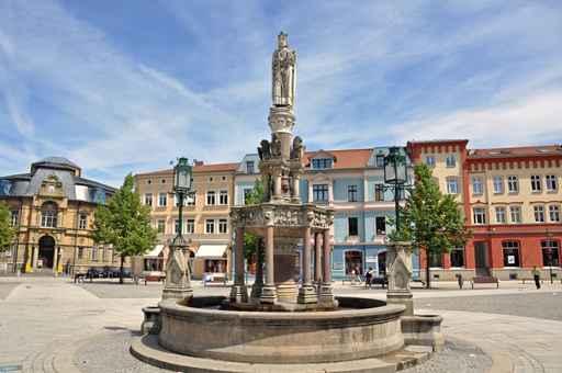 Kulturstadt Meiningen
